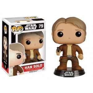 Figurine Han Solo Pop! Vinyl de Star Wars VII