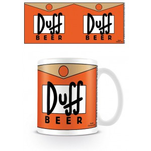 Mug Duff Beer - The Simpsons