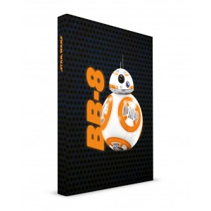 Cahier lumineux BB-8 Notebook - Star Wars