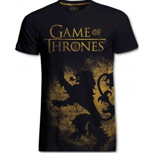 T-shirt Lannister Jumbo Print - Game Of Thrones