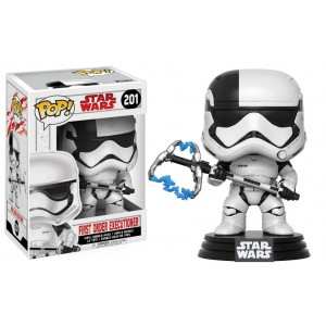 Figurine POP! First Order Executioner Wars E8 TLJ 9cm