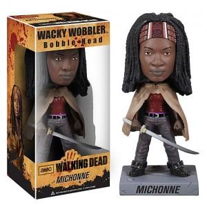 Bobble Head Michonne de The Walking Dead