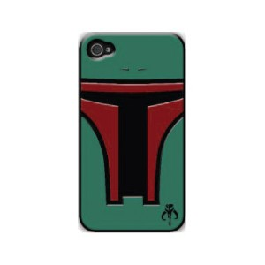 Coque iPhone 4 et 4S Boba Fett de Star Wars