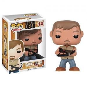 Figurine Daryl Dixon de la collection Pop! vinyle
