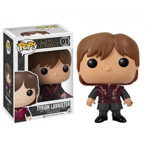 Figurine Tyrion Lannister Pop! Vinyle (Game Of Thrones)