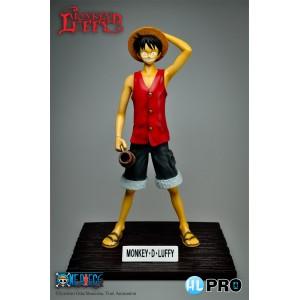 Statuette Monkey D. Luffy 30cm de One Piece