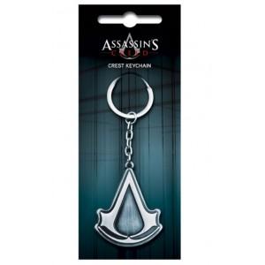 Porte-clé Assassin's Creed Crest en métal