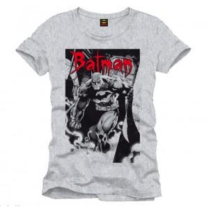 T-shirt Batman Comic gris