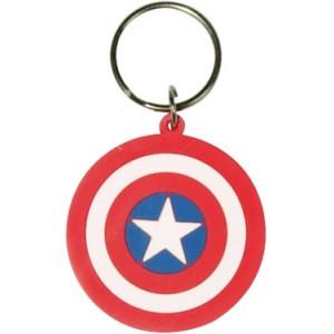 Porte-clé Captain America : Bouclier