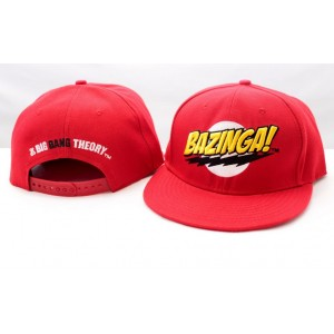 Casquette Bazinga - The Big Bang Theory