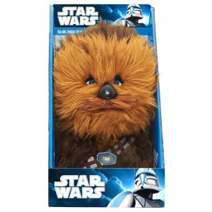 Peluche Chewbacca de Star Wars 22cm 