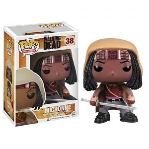 Figurine Michonne Pop! vinyle de The Walking Dead