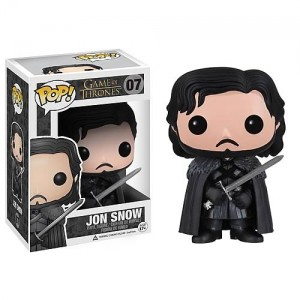 Figurine Jon Snow de Game Of Thrones - Pop! Vinyl