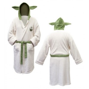 Peignoir de bain Yoda (prcommande, ports offerts)