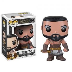 Figurine Pop! Vinyl Khal Drogo