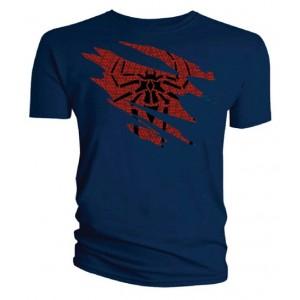 T-shirt Spider-Man : homme-araignée