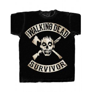 T-Shirt The Walking Dead Survivor