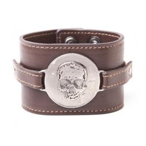 Bracelet en cuir Assassin's Creed IV Crest Logo