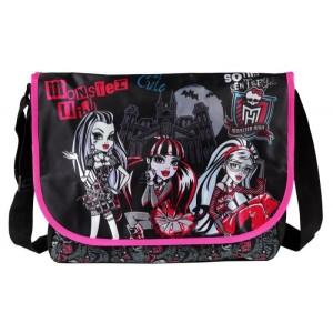 Sac bandoulière Monster High : I am Monster High