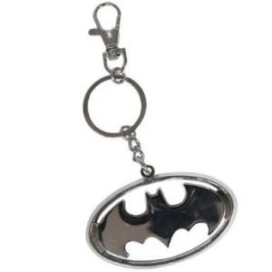 Porte-clé Batman Logo métal