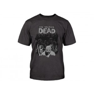 T-shirt The Walking Dead Herd