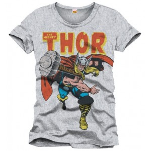 T-shirt Thor The Mighty : comic book