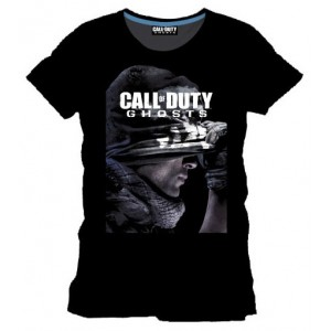 T-shirt soldat Call Of Duty Ghosts
