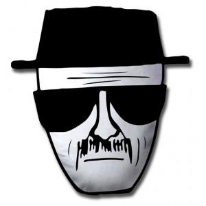 Coussin Heisenberg - Breaking Bad