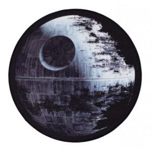 Tapis / descente de lit Etoile Noire 100x100cm - Star Wars
