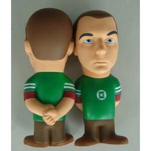 Figurine anti-stress Sheldon Cooper - The Big Bang Theory