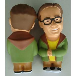 Figurine anti-stress Leonard Hofstadter - The Big Bang Theory