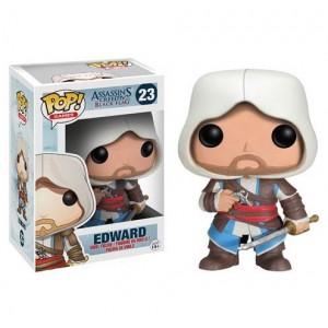 Figurine Edward d'Assassin's Creed IV : Black Flag - Pop! vynile