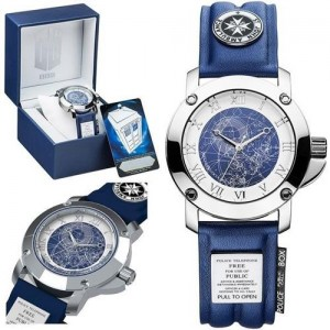 Montre Tardis Collector Deluxe de  Doctor Who - Ports offerts
