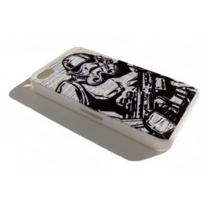 Coque Iphone 4, 4S ou 5 Star Wars, Stormtrooper