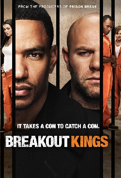 Breakout Kings - Série TV