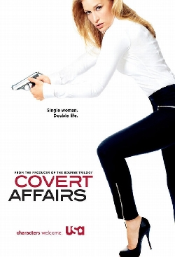 Covert Affairs - Série TV
