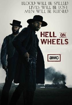 Hell On Wheels - Série TV