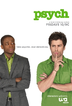 Psych - Série TV