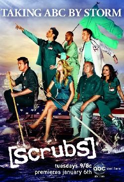 Scrubs - Série TV