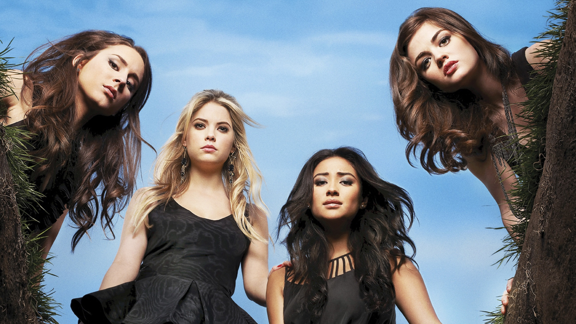 Images posters wallpapers de pretty little liars