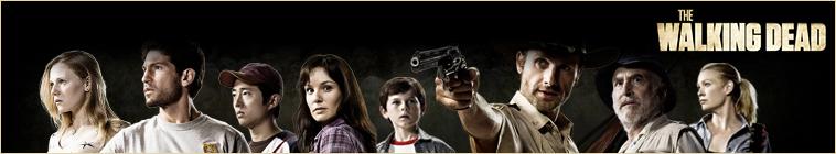 The Walking Dead - Série télé