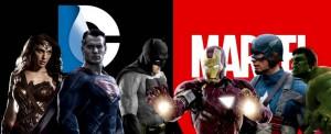 Planning des sorties des films DC et Marvel
