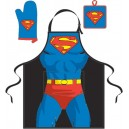 Set de cuisine Superman