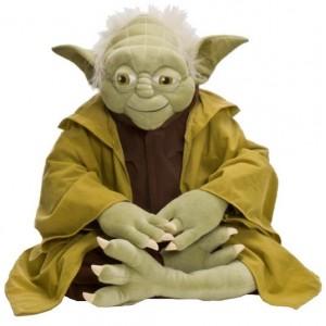 Peluche Yoda 60cm