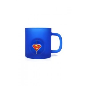 Mug Superman logo 3D rotatif