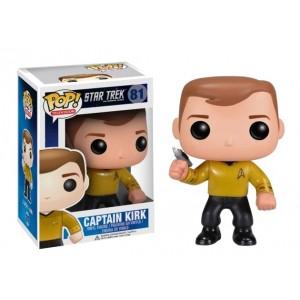 Figurine Kirk Pop! vinyle - Star Trek