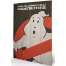 Ghostbusters Wooden Wall Art Logo 40 x 60 cm