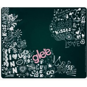 Tapis de souris Glee, Ardoise
