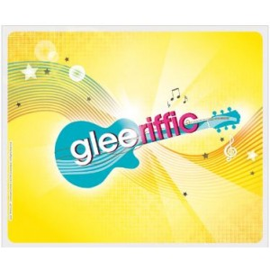 Gleeriffic mouse mat from Glee