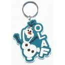 Frozen Rubber Keychain Olaf 6 cm
